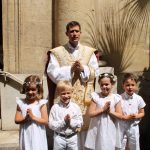 1ères communion 5 juin 2016